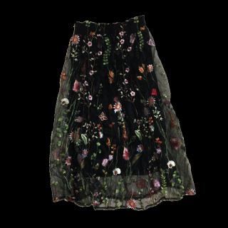NICE CLAUPのミモレ丈スカート