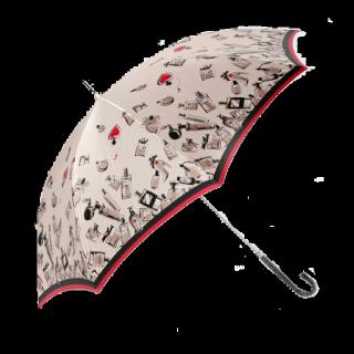 このコーデで使われている銀座かねまつのファッション雑貨[ピンク]