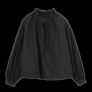 このコーデで使われているEMODAのシャツ/ブラウス[ブラック]