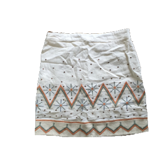 Ungridのミニスカート
