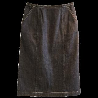 組曲のひざ丈スカート