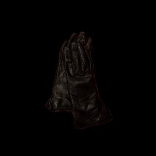 このコーデで使われているGEORGES RECHの手袋[ブラック]