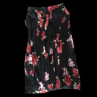 riendaのプリーツスカート