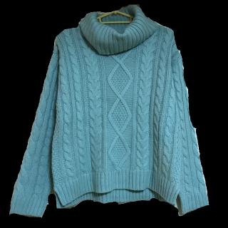 Comfort basicのニット/セーター