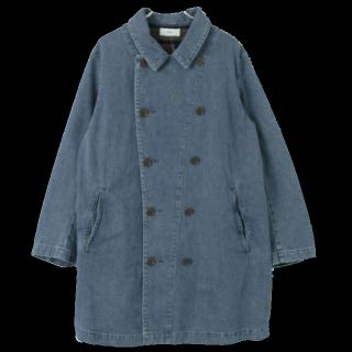 このコーデで使われているURBAN RESEARCHのコート[ブルー]