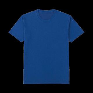 このコーデで使われているUNIQLOのTシャツ/カットソー[ブルー]