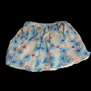 このコーデで使われているスカート[ブルー]