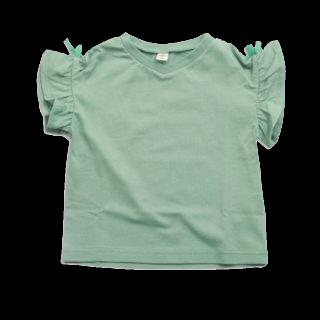 このコーデで使われているapres les coursのTシャツ/カットソー[グリーン/カーキ]