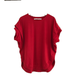 このコーデで使われているCorteLargoのTシャツ/カットソー[レッド]