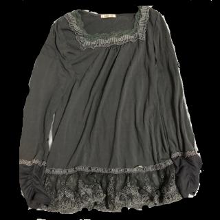 このコーデで使われているaxes femmeのTシャツ/カットソー[グレー]