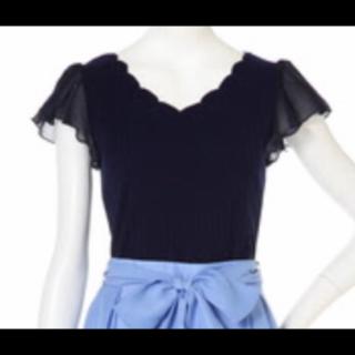 このコーデで使われているPROPORTION BODY DRESSINGのTシャツ/カットソー[ネイビー]