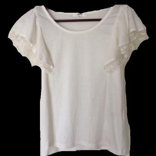 このコーデで使われているJayroのTシャツ/カットソー[ホワイト]