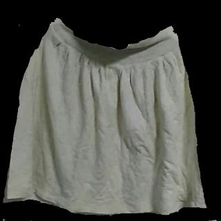 このコーデで使われているPEYTON PLACEのひざ丈スカート[グレー]