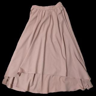 INGNIのミモレ丈スカート