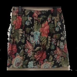 MERCURYDUOのミニスカート