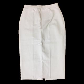 このコーデで使われているタイトスカート[ホワイト]