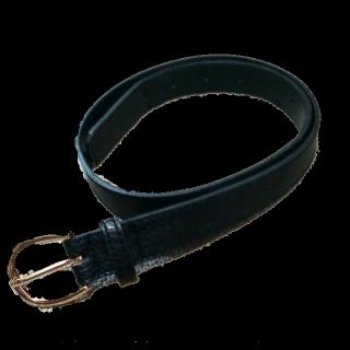 このコーデで使われているINGNIのベルト[ブラック]