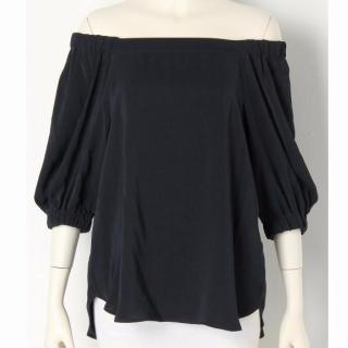 このコーデで使われているROPE' PICNICのシャツ/ブラウス[ネイビー]