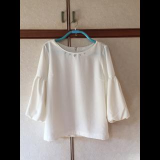 このコーデで使われているTOPVALUのTシャツ/カットソー[ホワイト]