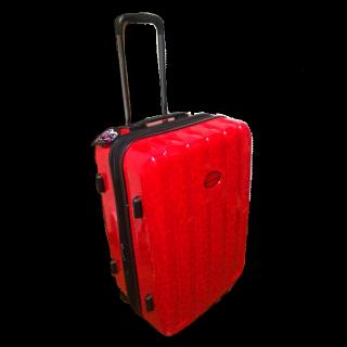 このコーデで使われているVIVA YOUのキャリーバッグ/スーツケース[レッド]
