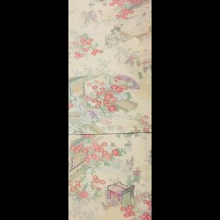 不明の着物/浴衣
