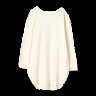 このコーデで使われているJEANASISのTシャツ/カットソー[ホワイト]