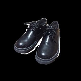 このコーデで使われているWEGOのブーツ[ブラック]