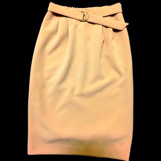 GLACIERのひざ丈スカート