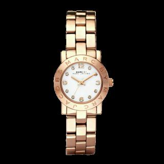 このコーデで使われているMARC JACOBSの腕時計[ピンク/ゴールド]
