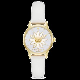 このコーデで使われているkate spade new yorkの腕時計[ホワイト/ゴールド]