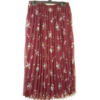 HONEYSのプリーツスカート