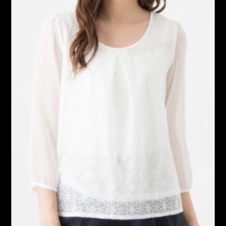 このコーデで使われているROPE' PICNICのシャツ/ブラウス[ホワイト]