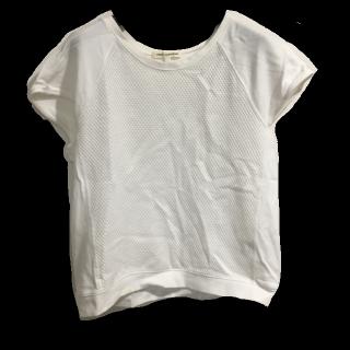 このコーデで使われているFREDY&GLOSTERのTシャツ/カットソー[ホワイト]
