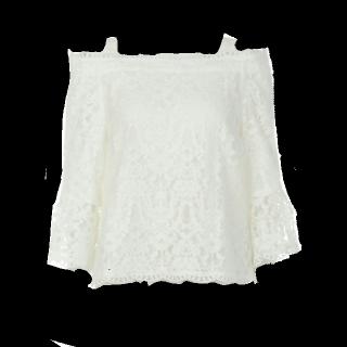 このコーデで使われているApuweiser-richeのシャツ/ブラウス[ホワイト]